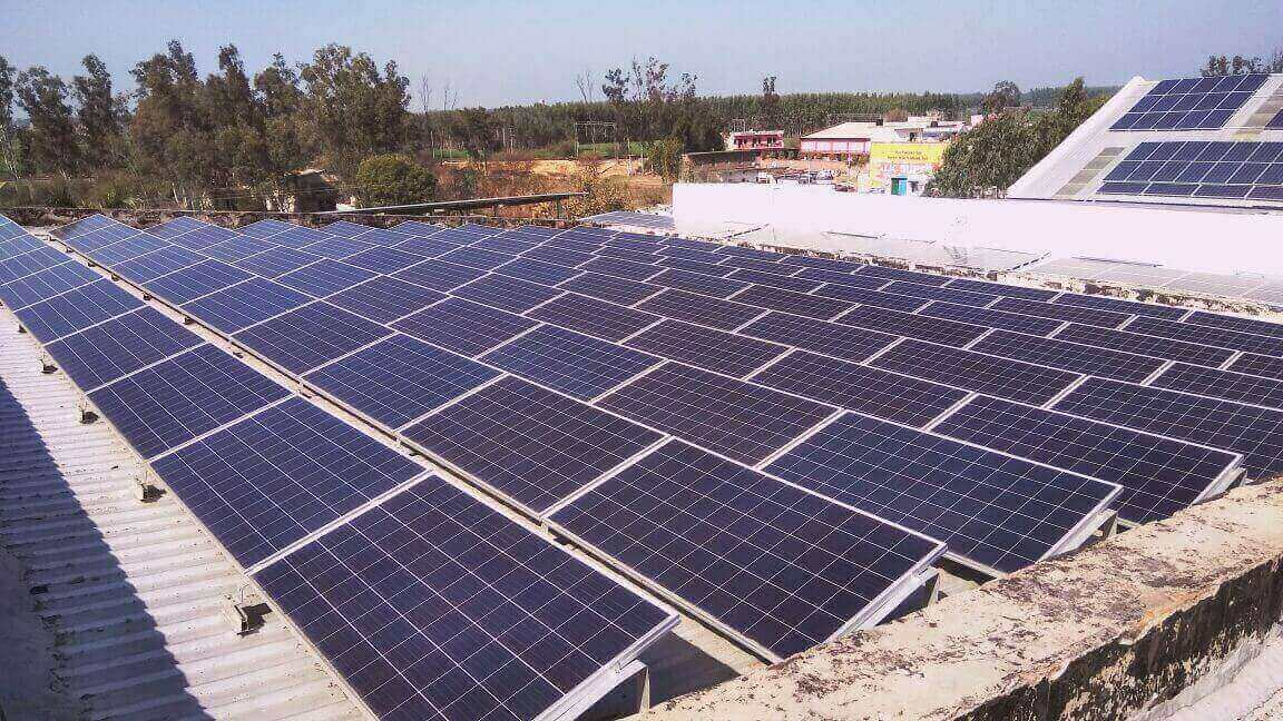 Top Solar Panel Installation Service Provider Company In Punjab